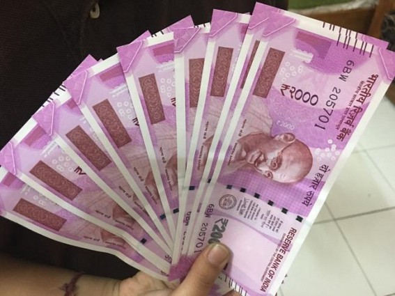 Rs 2,000 notes can be demonetized without disruption