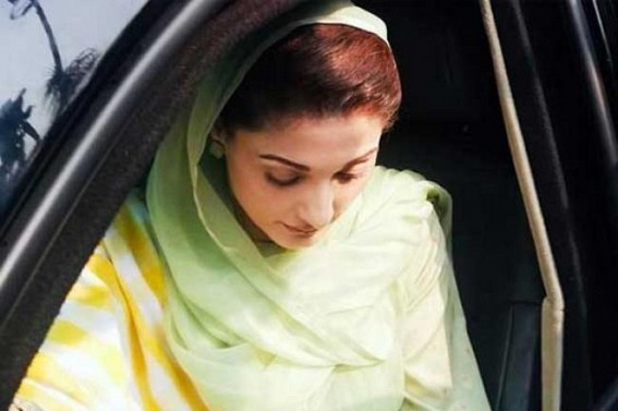 Passport with court, can't accompany Sharif abroad: Maryam
