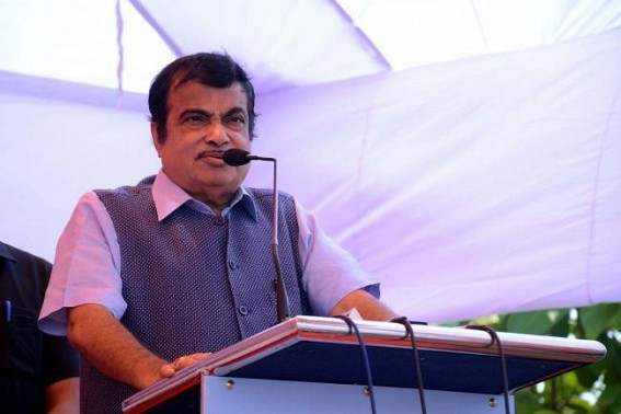 BJP-Sena government in Maharashtra's interest: Gadkari