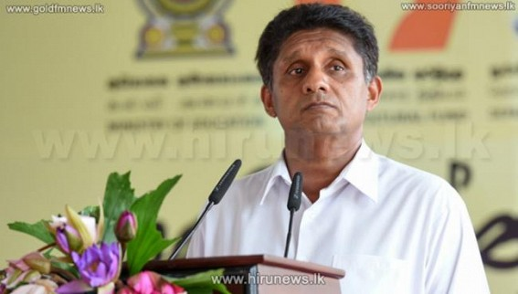 SL prez polls: Premadasa hints at new PM if elected