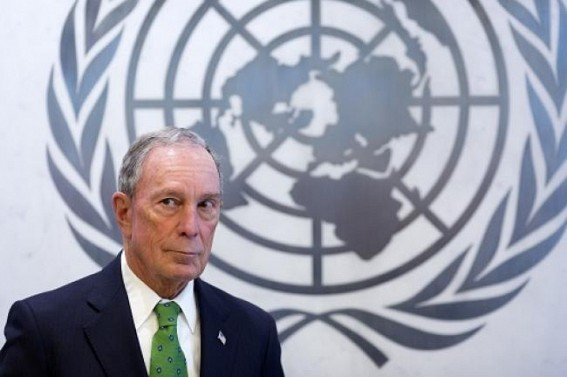 Ex-NYC Mayor Bloomberg prepares for presidential race