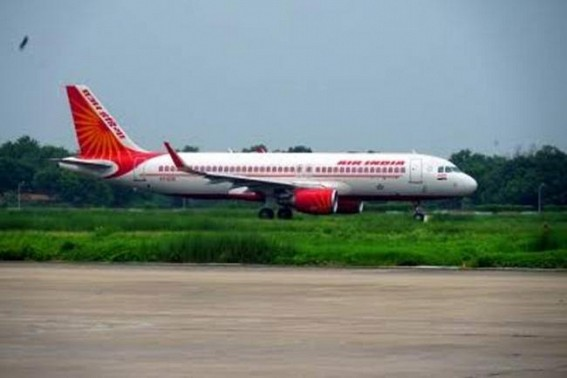 Air India aircraft suffers 'tail fire', passengers safe