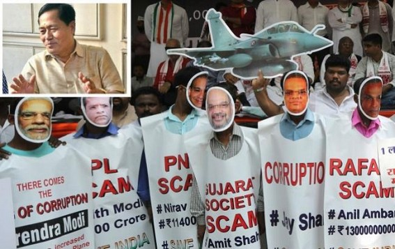 'Supreme Court rejected all pleas on Rafale deal probe, but kept the Life in the Tail' : Jitendra Choudhury mocks at Rafale-haunted BJP's tension about Future-Rafale investigations