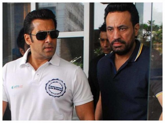 Have a look at Salman's loved-up post with bodyguard Shera