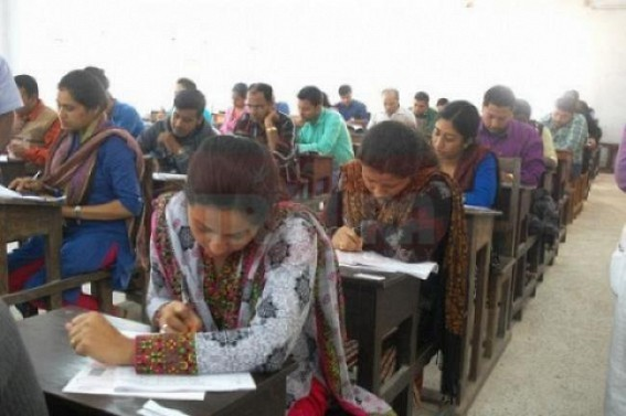 Unemployment : Over thousand TET qualified candidates roaming Jobless in Tripura