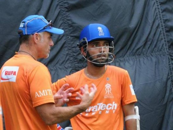 Rajasthan Royals' pre-season camp gets underway with 8 Indian stars