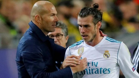 Zidane: I'm not going to stop Gareth doing anything