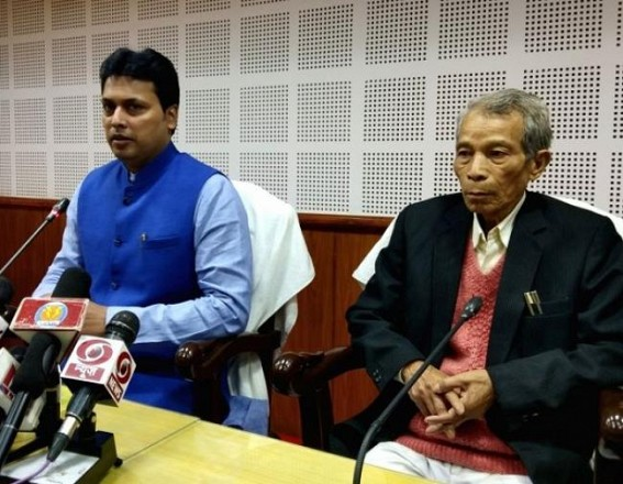Tripura to offer intra-state portability for ration holders