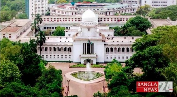 Bangladesh HC makes 'Joy Bangla' mandatory at state events