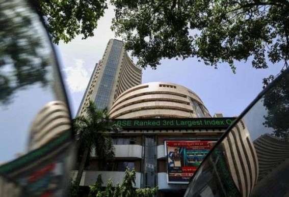 Sensex falls 248 points, Yes Bank ends 10% lower