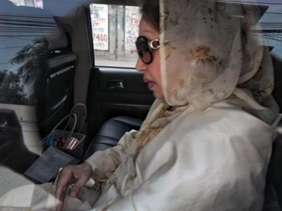 Khaleda Zia's bail plea in corruption case rejected