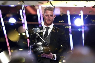 Stokes named BBC Sports Personality of the Year