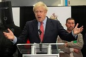 Johnson to welcome new MPs to UK Parliament