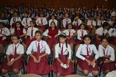 Indira Bhattacharya memorial school in Sukanta Academy. TIWN Pic Dec 16
