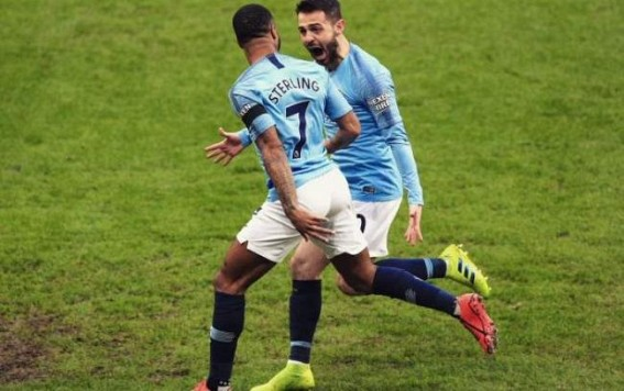 Unstoppable Man City trounce Chelsea; regains EPL lead