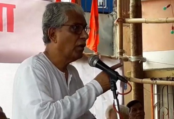 'Have to wait to know what happened in Balakot actually' : Manik Sarkar