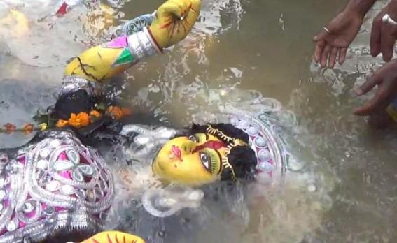 'Immersion', 'Worship', 'Sidoor Khela', 'Vijaya Dashami' marked end of Durga Puja 2019 : Voice echoed with popular Bengali phrase 'আসছে বছর আবার হবে'