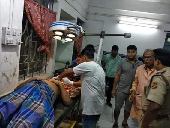BJP vs BJP fight injured 12 in Belonia