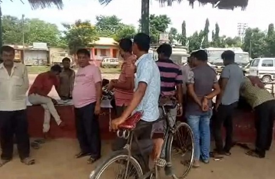 Development of Bishalgarh Motor-stand demanded