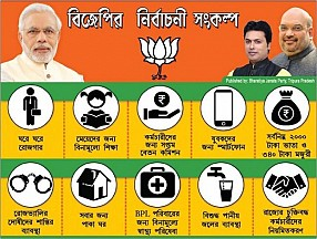 Tripura BJP's 'Vision Document' turned biggest FRAUD in State's history : Job recruitments replaced by massive terminations, Miss-Call Jobs, SMART-Phones for 'each' youth turns JUMLA