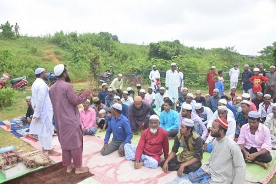 Muslims in Icha Bazar, Dukli alleged attack on Kurbani ritual