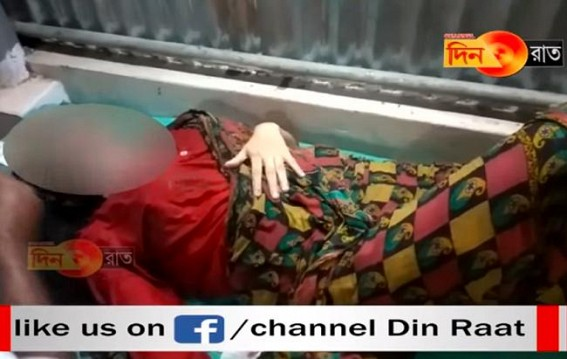 Gang rape after kidnapping girl from Battala route auto in Capital City Agartala, attempt of murder