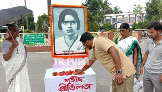 DSO remembers Freedom Fighter Pritilata Waddedar