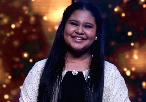 Reality show contestant sings for 'The Lion King'