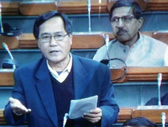 BJP sheds Crocodile tear against Triple-Talak but many states gave 'Talak' to BJP : MP Jitendra Chaudhury