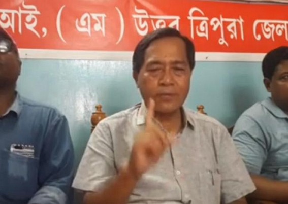 'If EC and Administration had done proper duties, then 11th April election could be different : MP Jiten