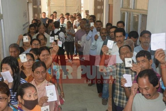 EC may take more time to recommend final total seats, re-polling booth numbers may increase for West Tripura