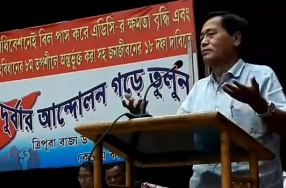 'All Pillars of Democracy are attacked everyday including Justice system, Administration, Media under BJP Era' : Jitendra Choudhury