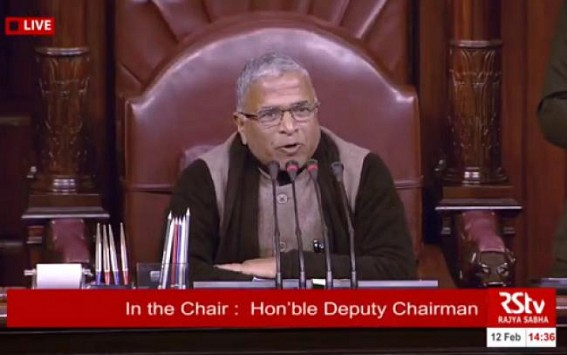 Rajya Sabha adjourned for Tuesday without Citizenship Amendment Bill placed : Internet cut in Manipur for 5 days