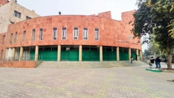 Vandalised Jamia library to be restored soon