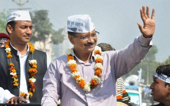 Kejriwal gets majority support to return as Delhi Chief Minister