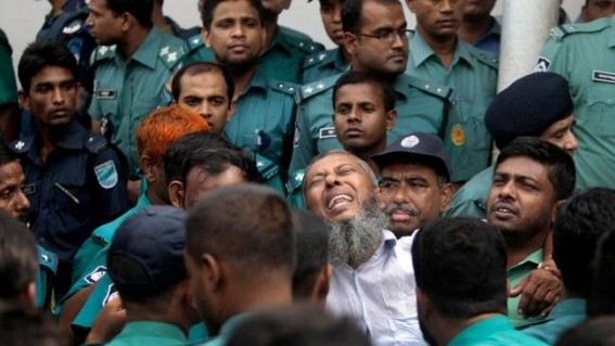 Bangladeshi court upholds former minister's death penalty