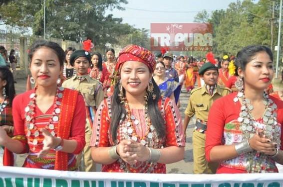 Kokborok Diwas celebrated in Tripura