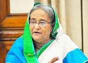Bangladesh PM calls CAA 'internal matter' but 'unnecessary'