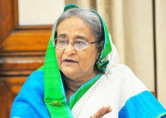 Bangladesh PM calls CAA 'internal matter' but 'unnecessary'