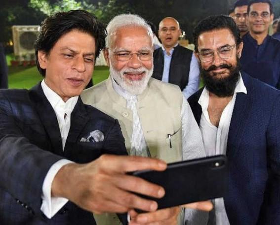 Salman, SRK, Katrina, Priyanka among celebs at Mumbai Police gala