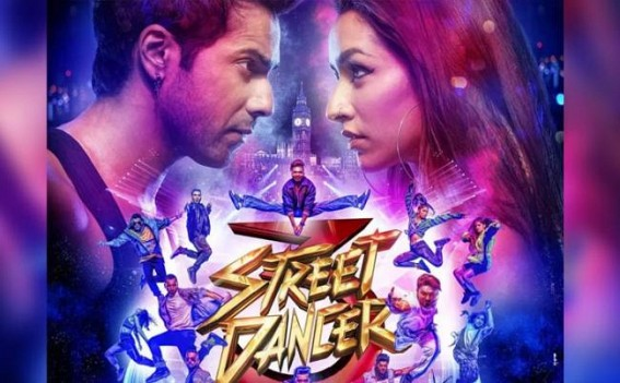 'Street Dancer 3D' beats Kangana's 'Panga' on day 1 at box-office