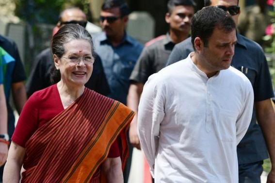 Congress parliamentary strategy group to meet on Monday