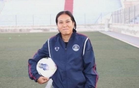 My award will inspire girls to take up football: Bembem Devi