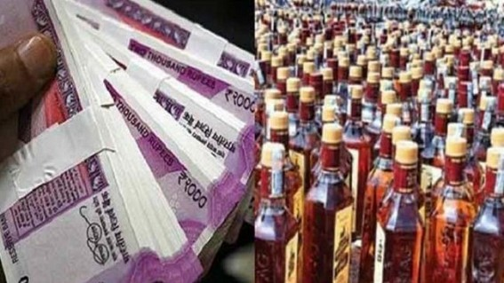 Delhi polls: Cash, liquor, drugs worth Rs 38.64 cr seized
