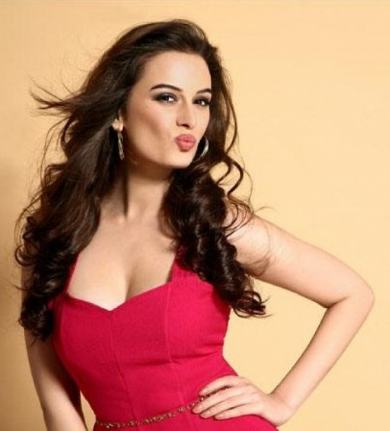 Evelyn Sharma will 'absolutely' wear a second-hand wedding dress