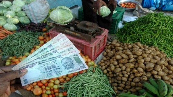 High food, fuel prices push Jan retail inflation to 7.59%