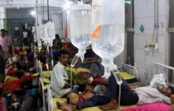 Inhuman Scrapping of Free Medical Services in Tripura Govt hospitals continues to hit common men
