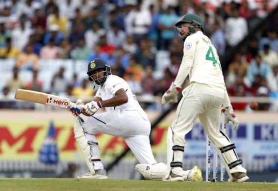 Have been a little too watchful while batting: Ashwin