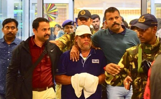 Underworld don Ravi Pujari flown to Bengaluru from SA