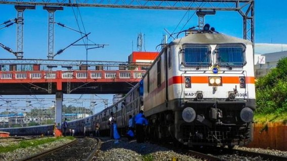Railways appeals for smooth delivery of freight